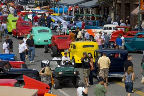 Key to the Hills Rod Run - October 9, 10 & 11