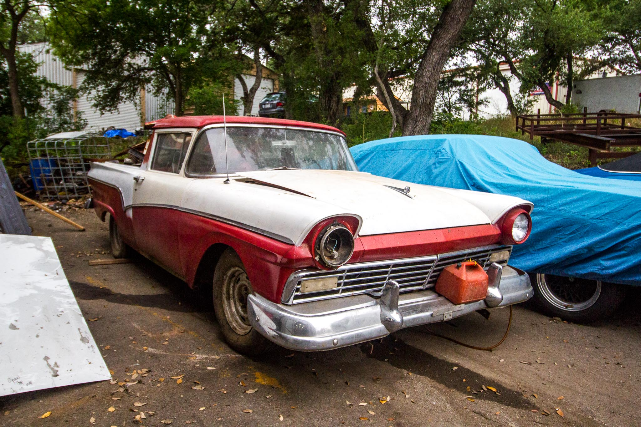 What is a Barn Find? - Renown Auto Restoration Car Blog