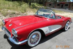 1960 Chevy Corvette 1