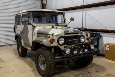 1979 Land Crusier FJ40