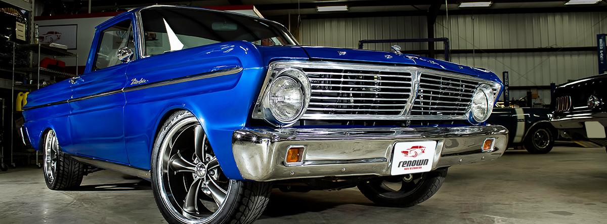 Classic Car Restoration In San Antonio
